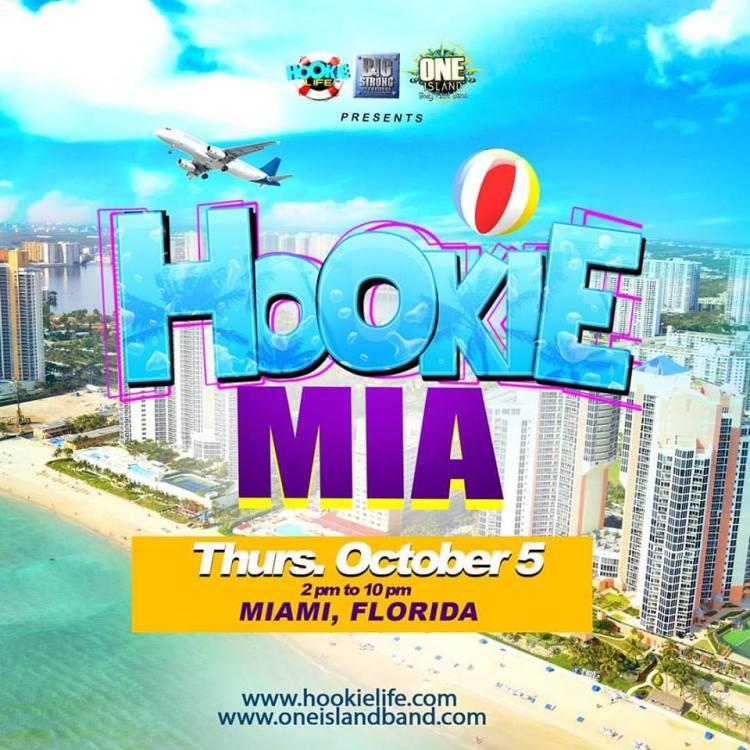Hookie Life Miami Carnival
