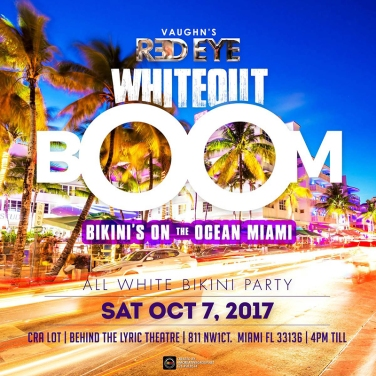 Red Eye Vaughn's BOOM Miami 2017