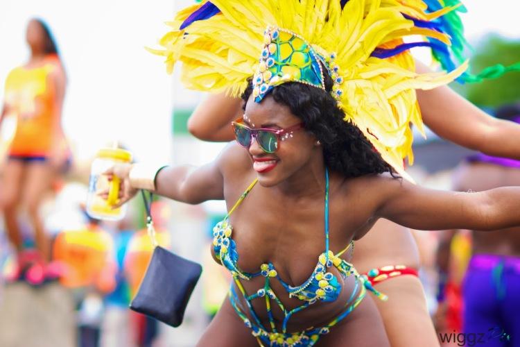 Jamaica Carnival - Bacchanal Jamaica 2015