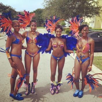 Miami Carnival 2015