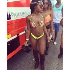 Carnival Monday 2016
