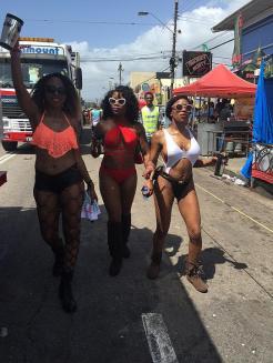 Crew Carnival Monday