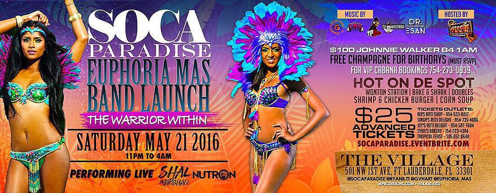 2016 Soca Music Releases   Trinidad & Tobago   Sokah2Soca   Zagada
