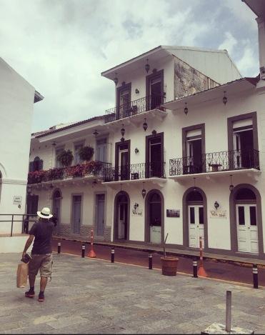 Home in Panama, Casco Viejo