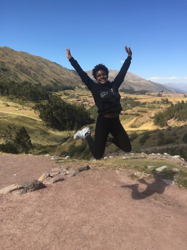 Maris in Peru