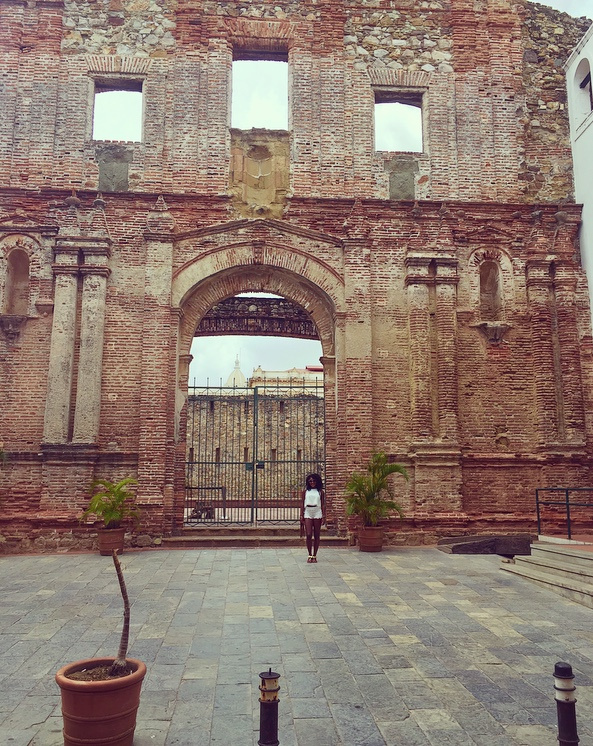 Old Church Panama