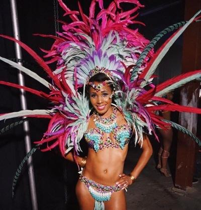 Birds of Paradise Backline Carnival Nationz