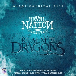 Revel Nation 2016 Band Launch