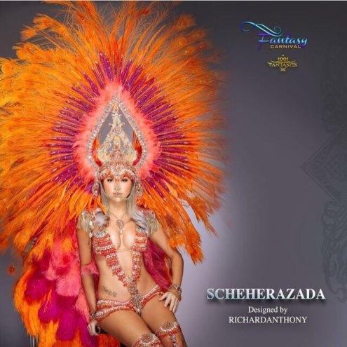 Scheherazada Fantasy Carnival 2017