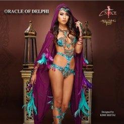 Oracle of Delphi Entice Carnival