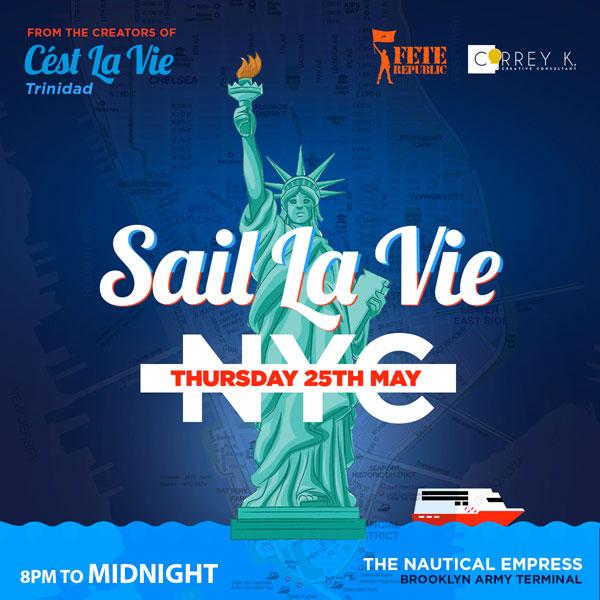 Sail La Vie NYC