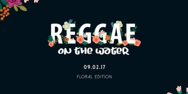 Reggae on The Water 2017 Labor Day Saturday