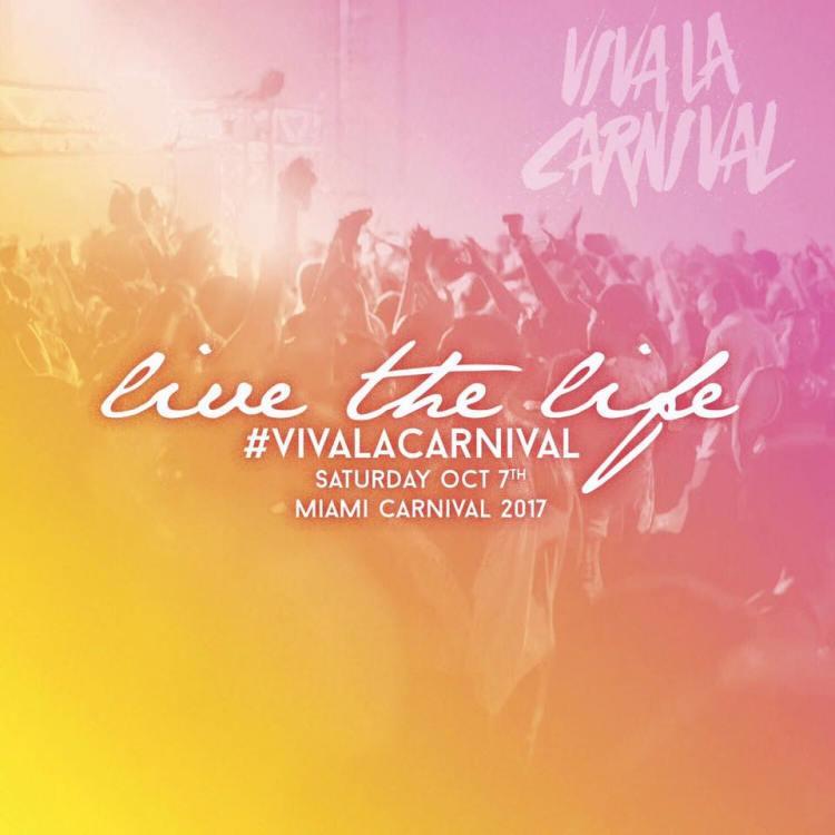 Viva La Carnival Miami 2017
