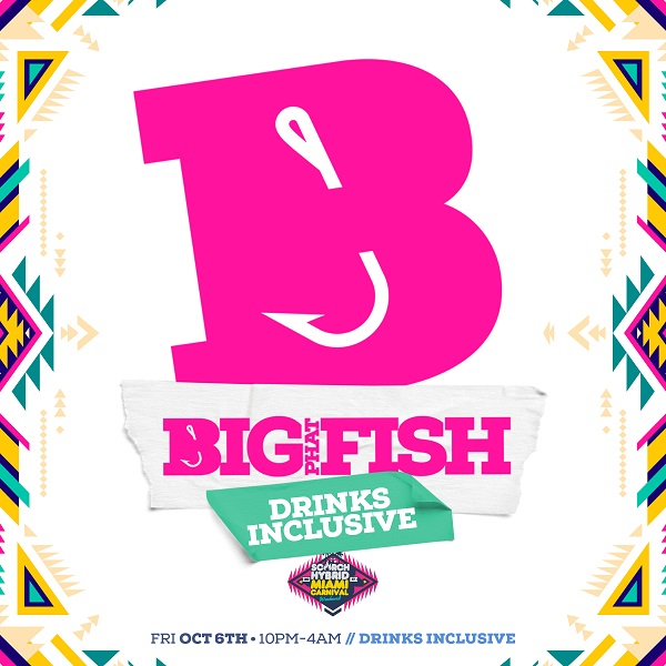 Big Phat Fish Scorch Miami Carnival 2017