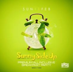 Sunnyside Up Breakfast Trinidad 2018
