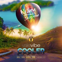 Vale Vibe Cooler Fete Trinidad 2018