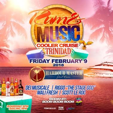Rum and Music 2018 Trinidad Carnival