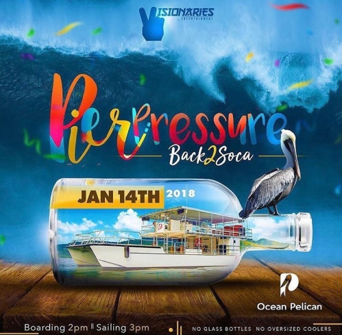 Pier Pressure Trinidad Carnival 2018