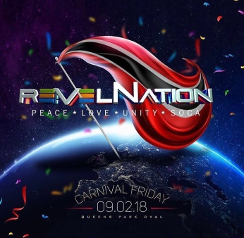 Revel Nation Trinidad Carnival 2018