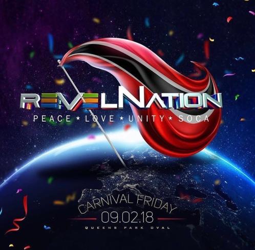 Revel Nation Trinidad Carnival 2018