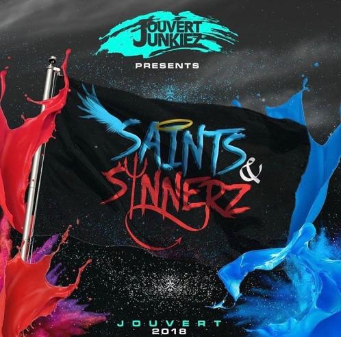 Saints and Sinnerz Jouvert Trinidad Carnival 2018