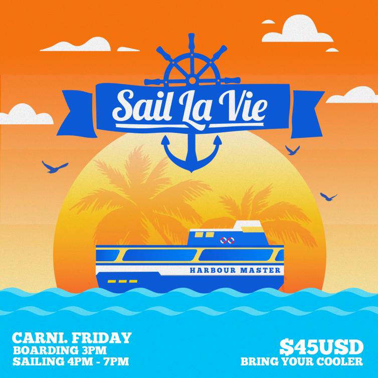 Sail La Vie Carni Friiday