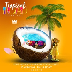 Tropical Luau