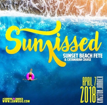 Jamaica Carnival 2018 Party - Sunkissed