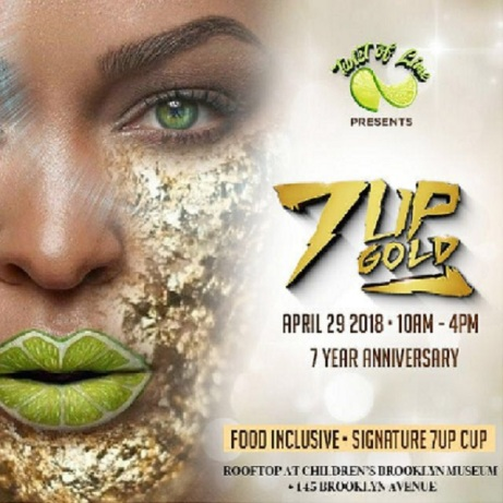 7UP NYC Soca Party 2018