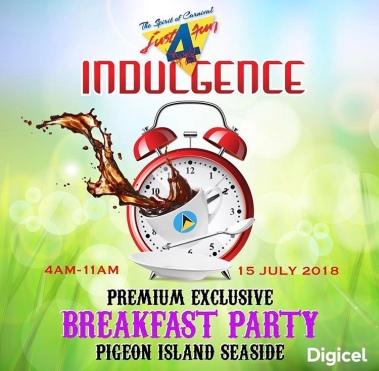 Indulgence - St Lucia Carnival 2018