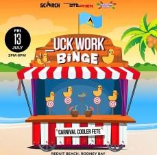 Scorch Binge - St Lucia Carnival 2018