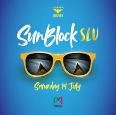 Sunblock SLU - St Lucia Carnival 2018