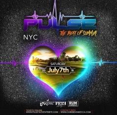 Pulse Independence Weekend 2018 NYC