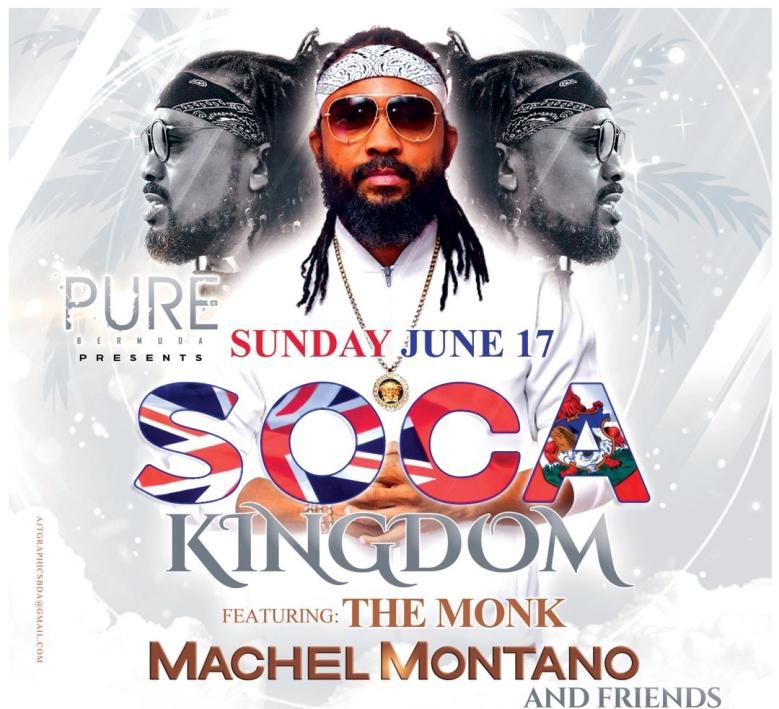 Soca Kingdom - Bermuda Carnival 2018