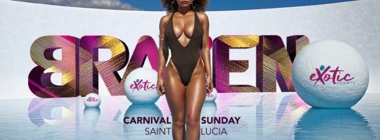 Brazen St Lucia Carnival 2018