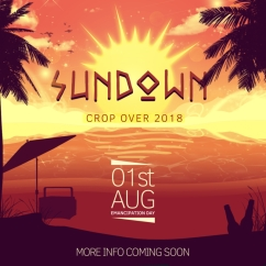 Sundown - Crop Over 2018