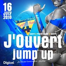 JabJabJouvert - St Lucia Carnival 2018
