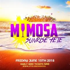 Mimosa Sunrise Fete Bermuda Carnival