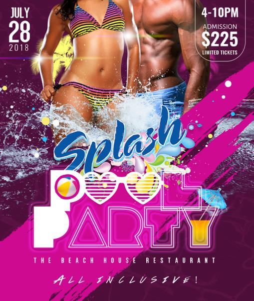 Splash-Pool-Party-2018 - Crop Over 2018